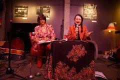 concert, literature, Karin Melchert, Jasmin Sihna