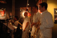 concert, salsa, el nuevo swing