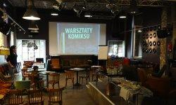 comics, workshops, kids, Polish Culture Festival