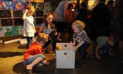 expo, Poland, kids, children