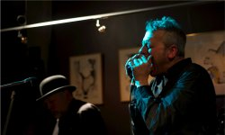 concert, blues, winklepickers