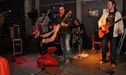 concert, blues, Nocna Zmiana Bluesa, Polish