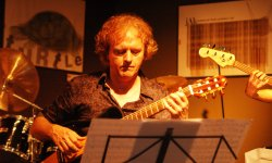 concert, jazz, Meander, Mathias Borgmann