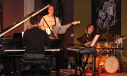 concert, jazz, Paul Fox, Hervé Noirot, Max Malkomes
