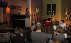 expo, sculpture, Katarzyna Kot, Gerarde Claude, photography