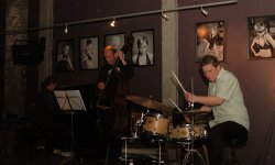 concert, jazz, Poland, Polish, Maciej Tubis, Bartosz Stepień, Karol Domański