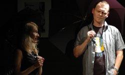 theater, spectacle, show, Slovak, Martin Dinga