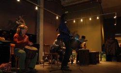 concert, Africa, Marcel Sawuri