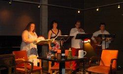 concert, Medieval Ensamble, Marcin Wierzbicki, Aneta Wierzbicka