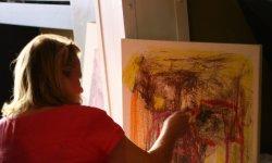 expo, workshops, art plener. Lidia Markiewicz
