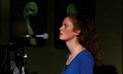 concert, jazz, Lucia Cadotsch, Johanna Borchert, Marc Lohr, Petter Eldh
