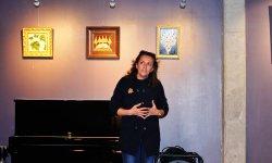 expo, paintings, Silvia Karamfilova